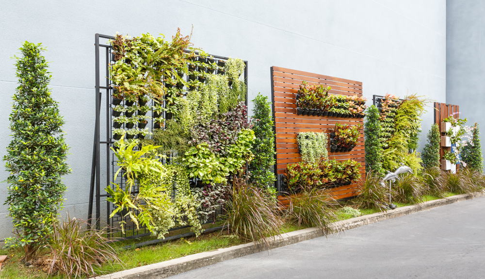 Vertical Garden for Home Party